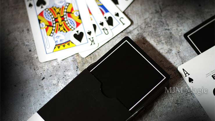 NOC Out: Black Playing Cards - Click Image to Close