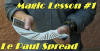 Magic Lesson #1: Le Paul Spread by Andy Amyx - video DOWNLOAD