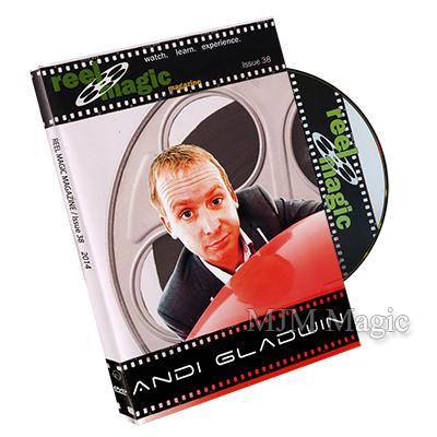 Reel Magic Episode 38 (Andi Gladwin) - DVD