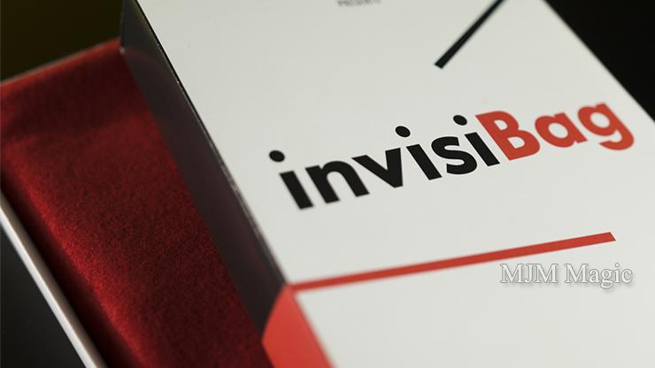 Invisibag by Joao Miranda and Rafael Baltresca - Trick