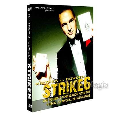 Strike6 by Matthew Dowden - DVD