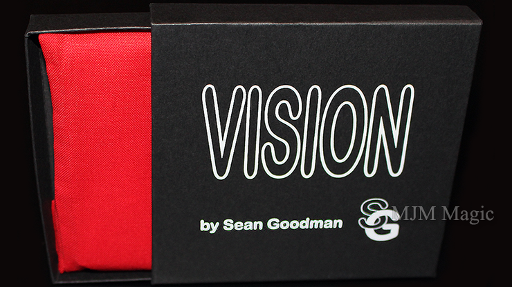 Vision (Standard Business Card Size) by Sean Goodman - Trick - Click Image to Close