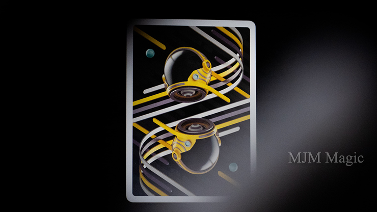 Black Hole Playing Cards by Riffle Shuffle - Click Image to Close