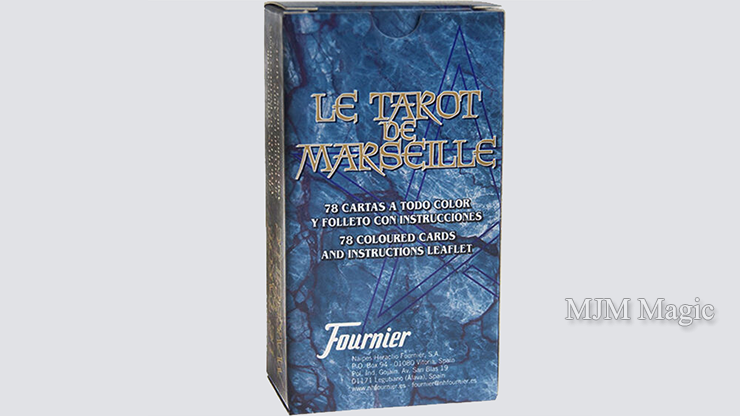 Marseille Tarot - Click Image to Close