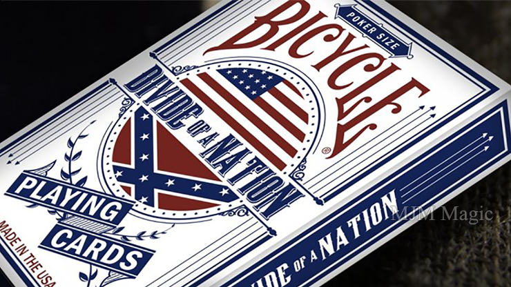 Bicycle Divide of A Nation Playing Cards - Click Image to Close