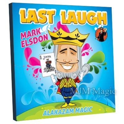Last Laugh by Mark Elsdon - Trick