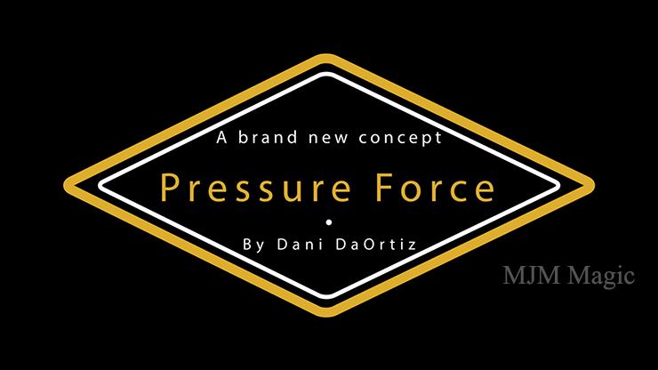 Pressure Force by Dani DaOrtiz - video DOWNLOAD