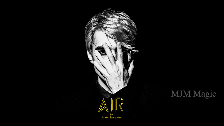 AIR (Gimmicks and online instruction) by Alain Simonov & Shin Lim - Trick