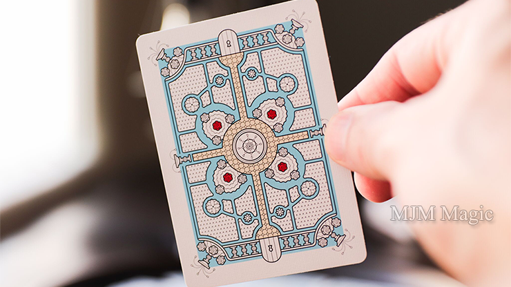 Alice in Wonderland Playing Cards - Click Image to Close