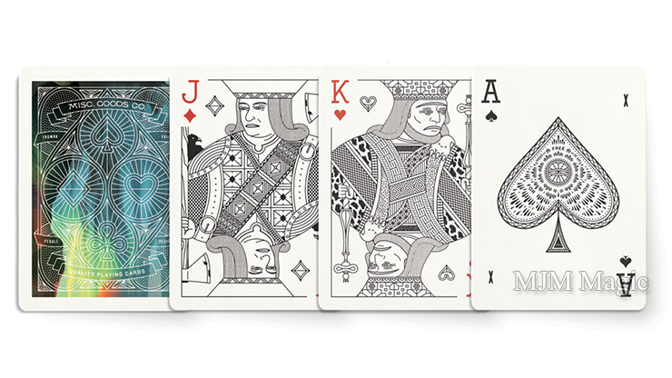 Cina Playing Cards - Click Image to Close