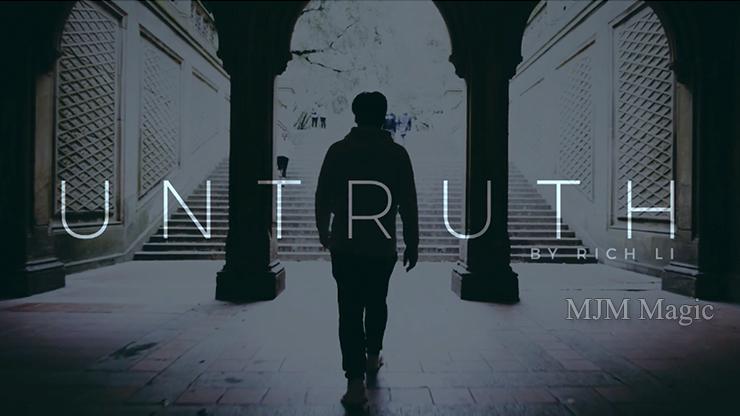 Untruth (DVD and Gimmicks) by Rich Li - DVD