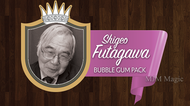 Joe Rindfleisch's Legend Bands: Shigeo Futagawa Bubble Gum Bands - Trick - Click Image to Close