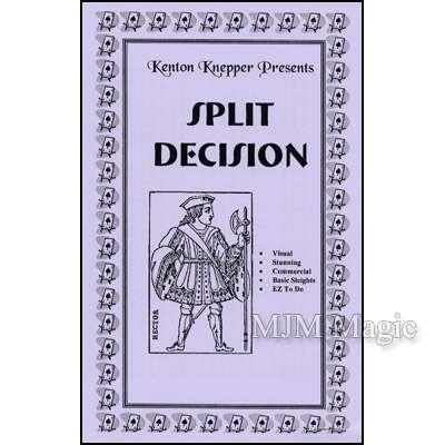 Split Decision by Kenton Knepper