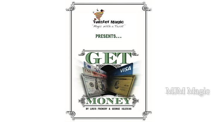 GET MONEY (U.S.) by Louis Frenchy, George Iglesias & Twister Magic - Trick