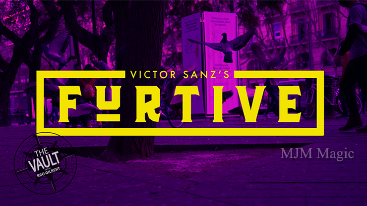 The Vault - Furtive by Victor Sanz mixed media DOWNLOAD