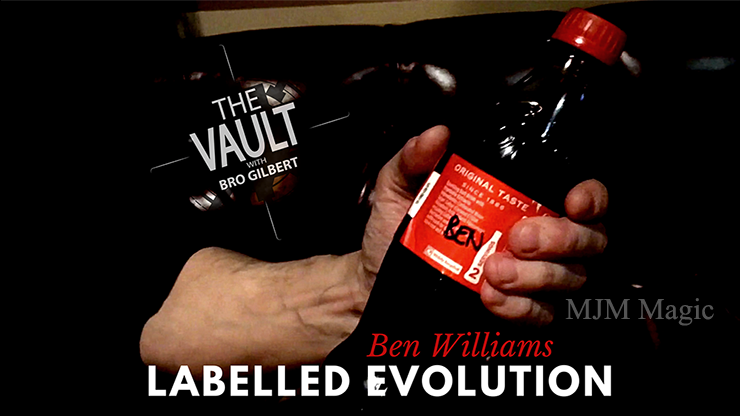 The Vault - Labelled Evolution by Ben Williams video DOWNLOAD