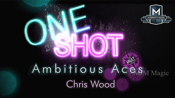 The Vault - Ambitious Aces by Chris Wood from the ONE SHOT series