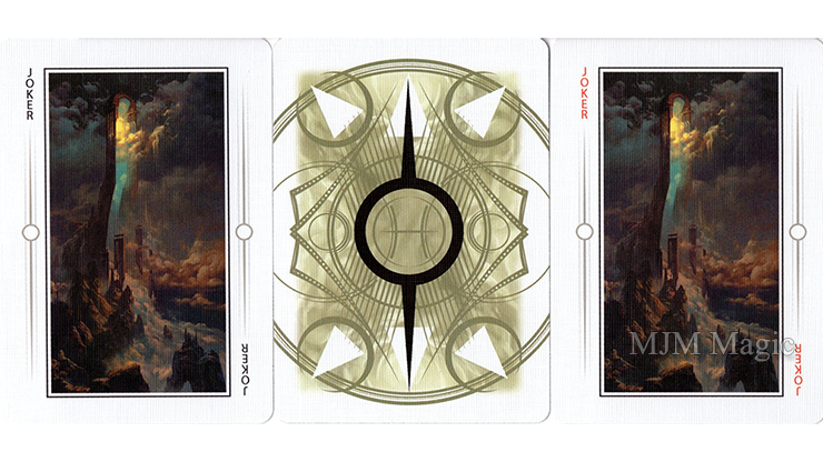 Bicycle Angelarium (Emanations) Playing Cards - Click Image to Close