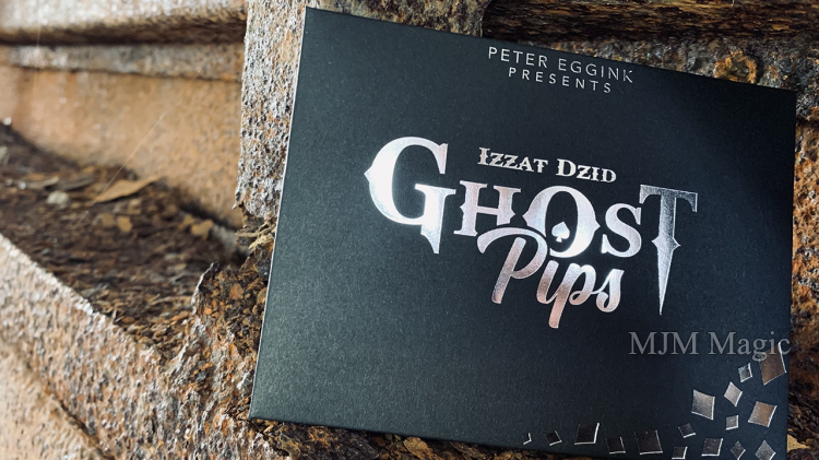 Ghost Pips by Izzat Dzid & Peter Eggink - Trick