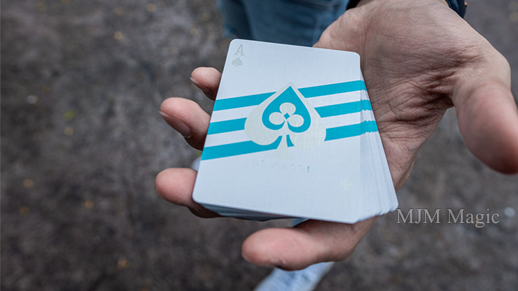 Skymember Presents I³ Playing Cards by Austin Ho and The One - Click Image to Close