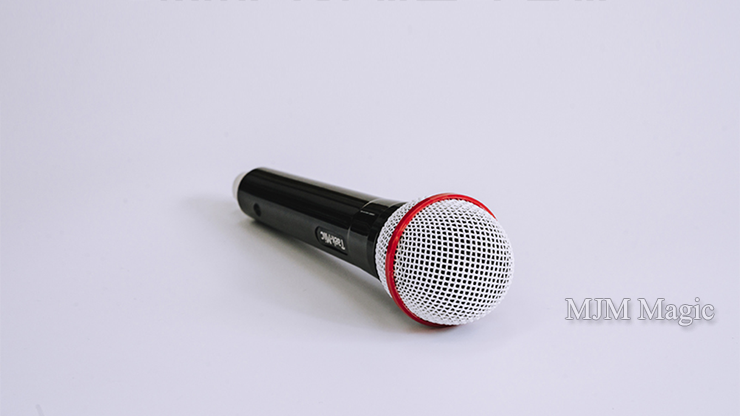 Microphone (Giggle Stick) by JL Magic - Trick - Click Image to Close