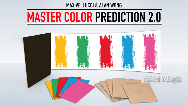 Master Color Prediction 2.0 by Max Vellucci and Alan Wong - Trick