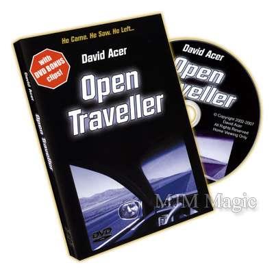 Open Traveller by David Acer - DVD