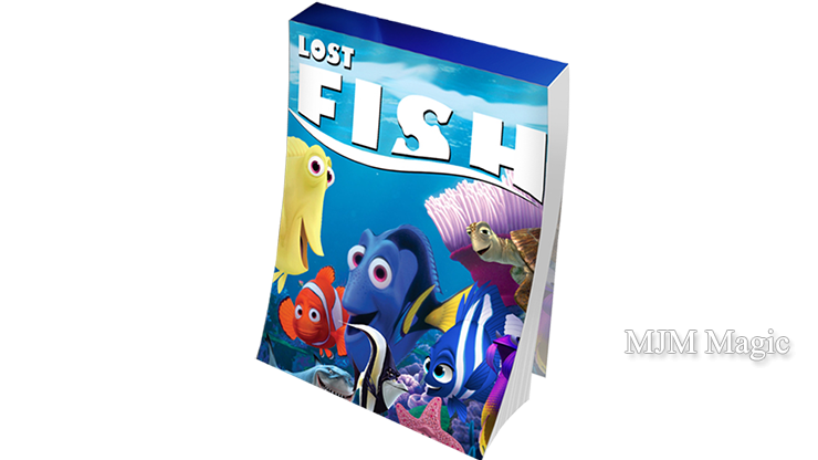 Lost Fish (Large) by Aprendemagia - Trick - Click Image to Close