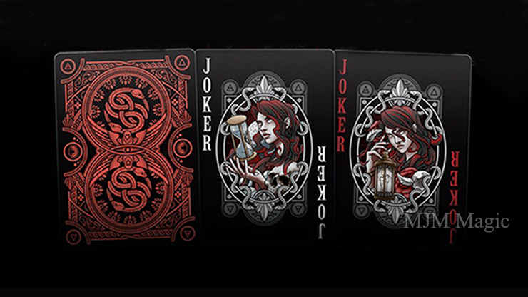 Primordial Playing Cards (Chaos) - Click Image to Close