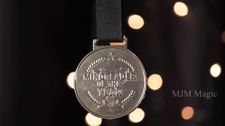 The Medal by Harry Robson & Matthew Wright - Trick