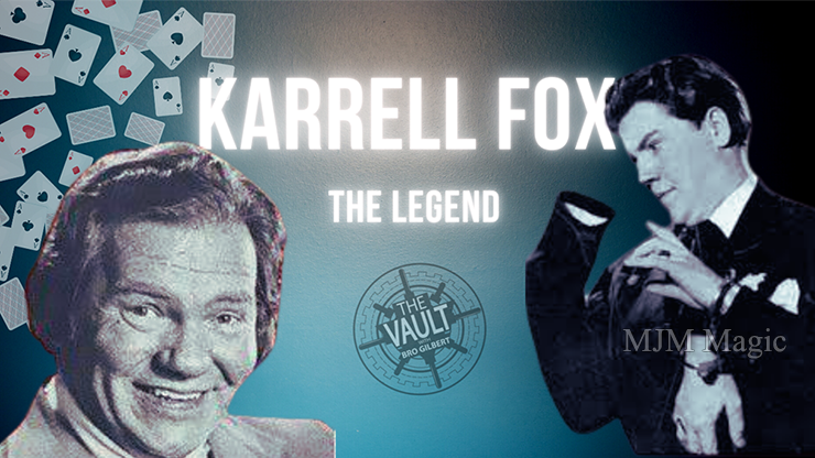 The Vault - Karrell Fox The Legend video DOWNLOAD