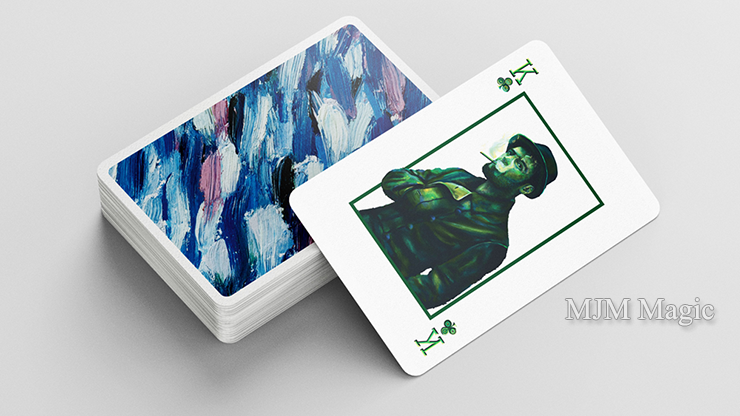 Chiaroscuro Playing Cards by Riffle Shuffle - Click Image to Close