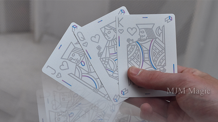 Subtle Playing Cards by Project Shuffle - Click Image to Close