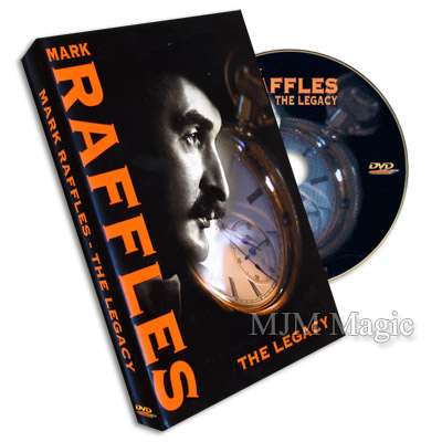 Mark Raffles - The Legacy by Mark Raffles - Click Image to Close