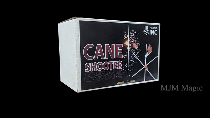 Cane Shooter with Remote by 7 MAGIC - Trick - Click Image to Close