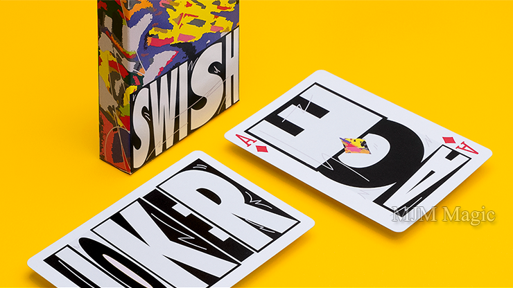 SWISH Playing Cards by CardCutz - Click Image to Close