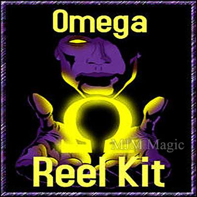 Omega Reel (KIT) by David Mann - Trick - Click Image to Close