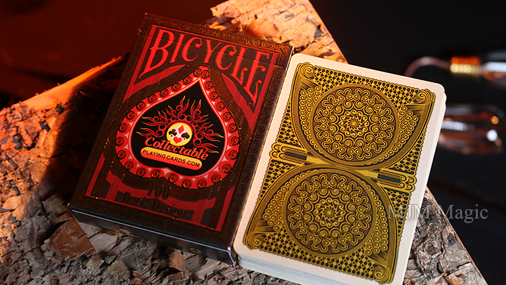 Bicycle Limited Edition CPC 100th Deck Design - Click Image to Close