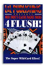 4 Flush by Nick Trost - Click Image to Close