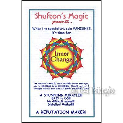 Inner Change by Steve Shufton - Click Image to Close