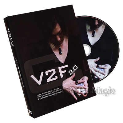 V2F 2.0 by G and SansMinds - DVD - Click Image to Close