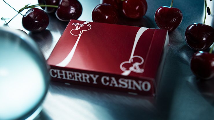 Cherry Casino Playing Cards By Pure Imagination Projects Reno Red