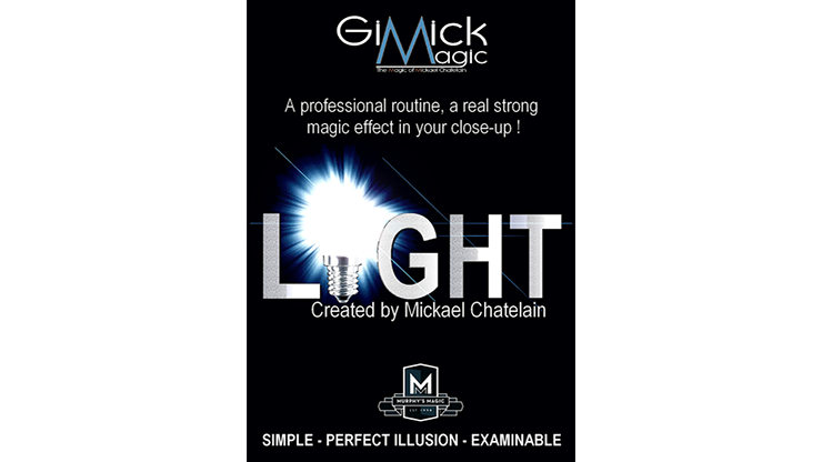 d08ce521963 LIGHT (Gimmicks and Online Instruction) by Mickael Chatelain - trick