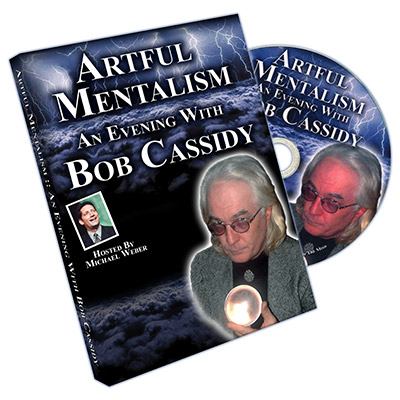 The Artful Mentalism of Bob Cassidy Vol. 2